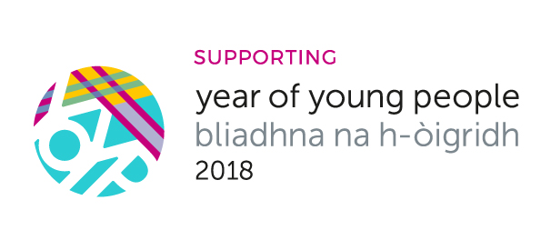 Supporting Year of Young People 2018 | Bliahna na h-Òigridh